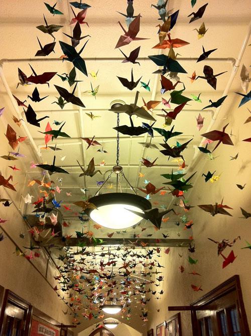 Ljcfyi Paper Cranes
