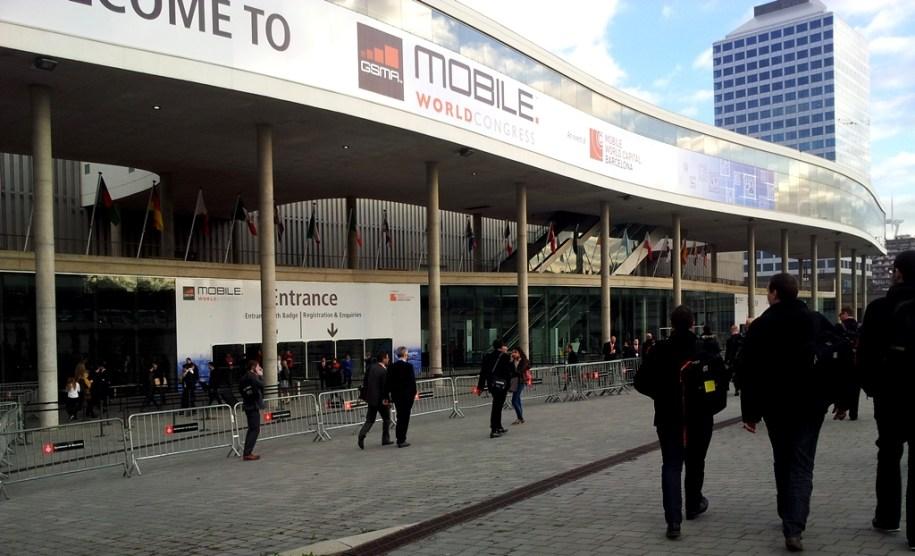 Bienvenido al Mobile World Congress
