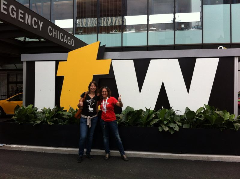 ITW Chicago and MRC Paris, a week filled with events