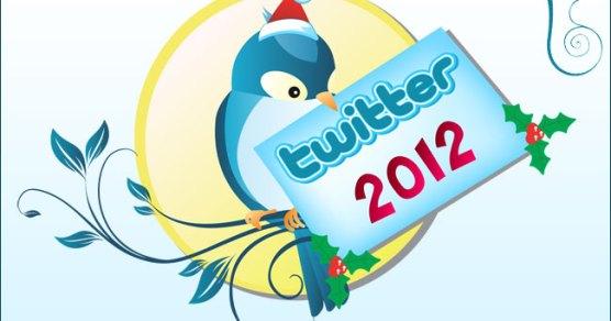 New twitter 2012