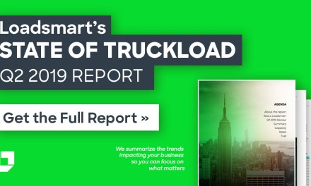 Loadsmart's Q2 2019 State of Truckload