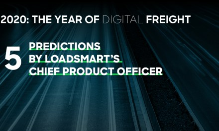 2020: The Year of Digital Freight – 5 Predictions by our Chief Product Officer