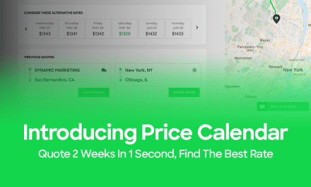 Introducing Price Calendar: Quote 2 Weeks In 1 Second, Find the Best Rate