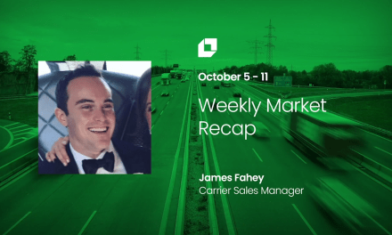 Loadsmart First Look Weekly Market Recap: Oct 5 – Oct 11