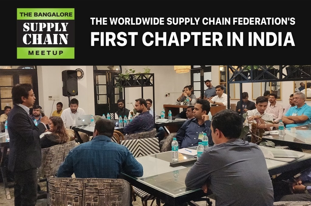 The best supply chain brains under one roof