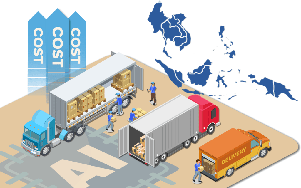 Logistics Costs in South East Asia Countries
