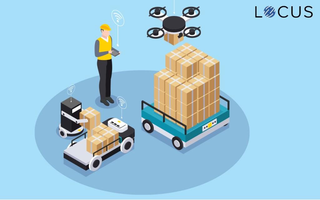 Delivery through autonomous vehicles