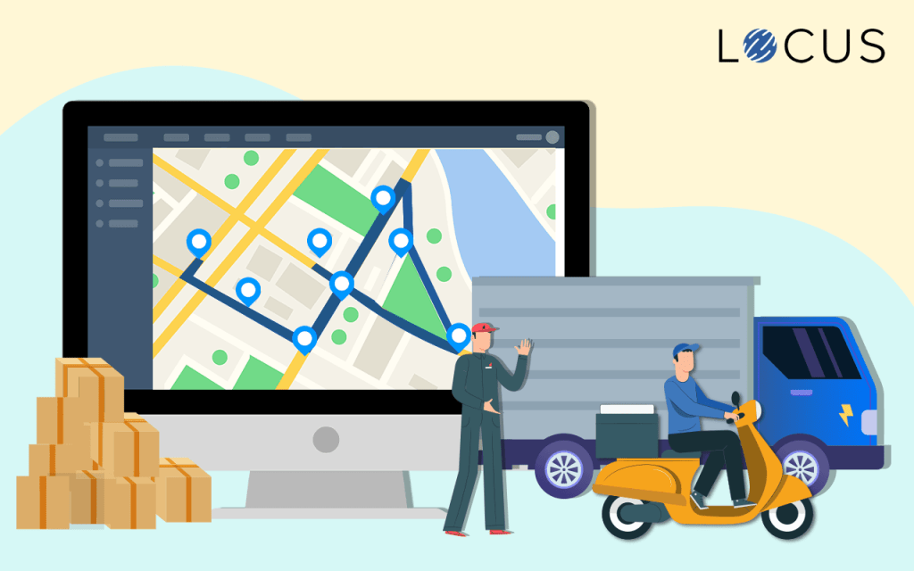 How advanced route planning software benefits fleet drivers?