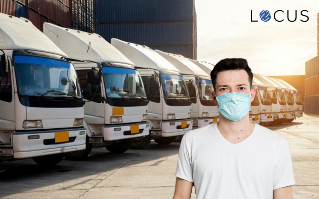 Logistics Impact on Coronavirus