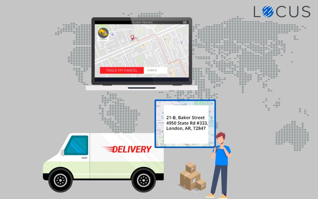 Technology solutions for last mile delivery services