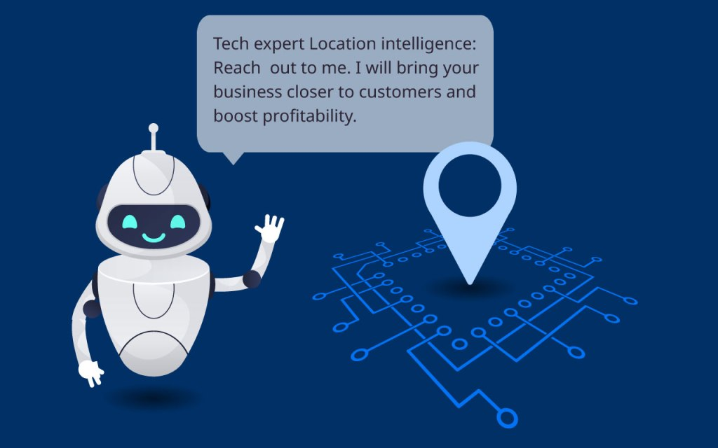 How location intelligence benefits Banking and the Financial Services Industry (BFSI)
