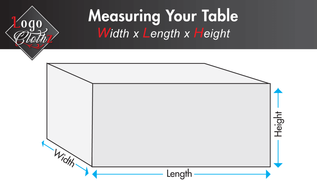 how to measure your table
