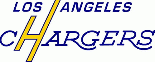 l a chargers logo