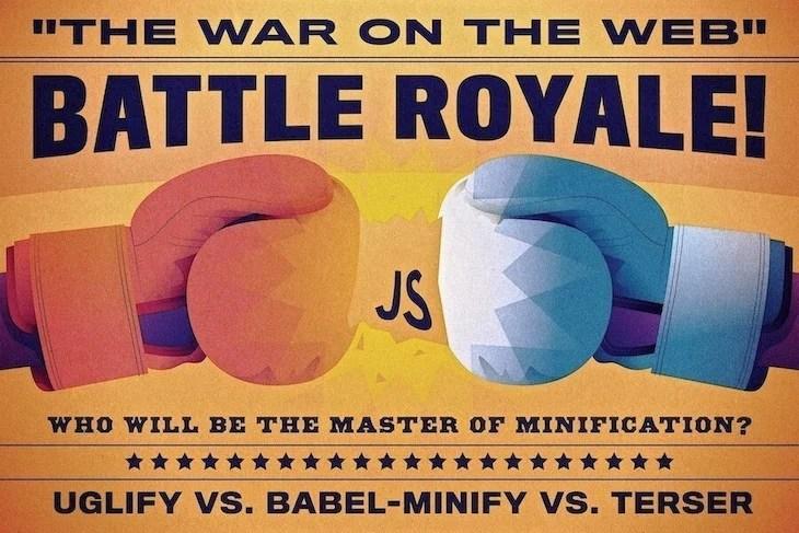Uglify vs  Babel-minify vs  Terser: A mini battle royale