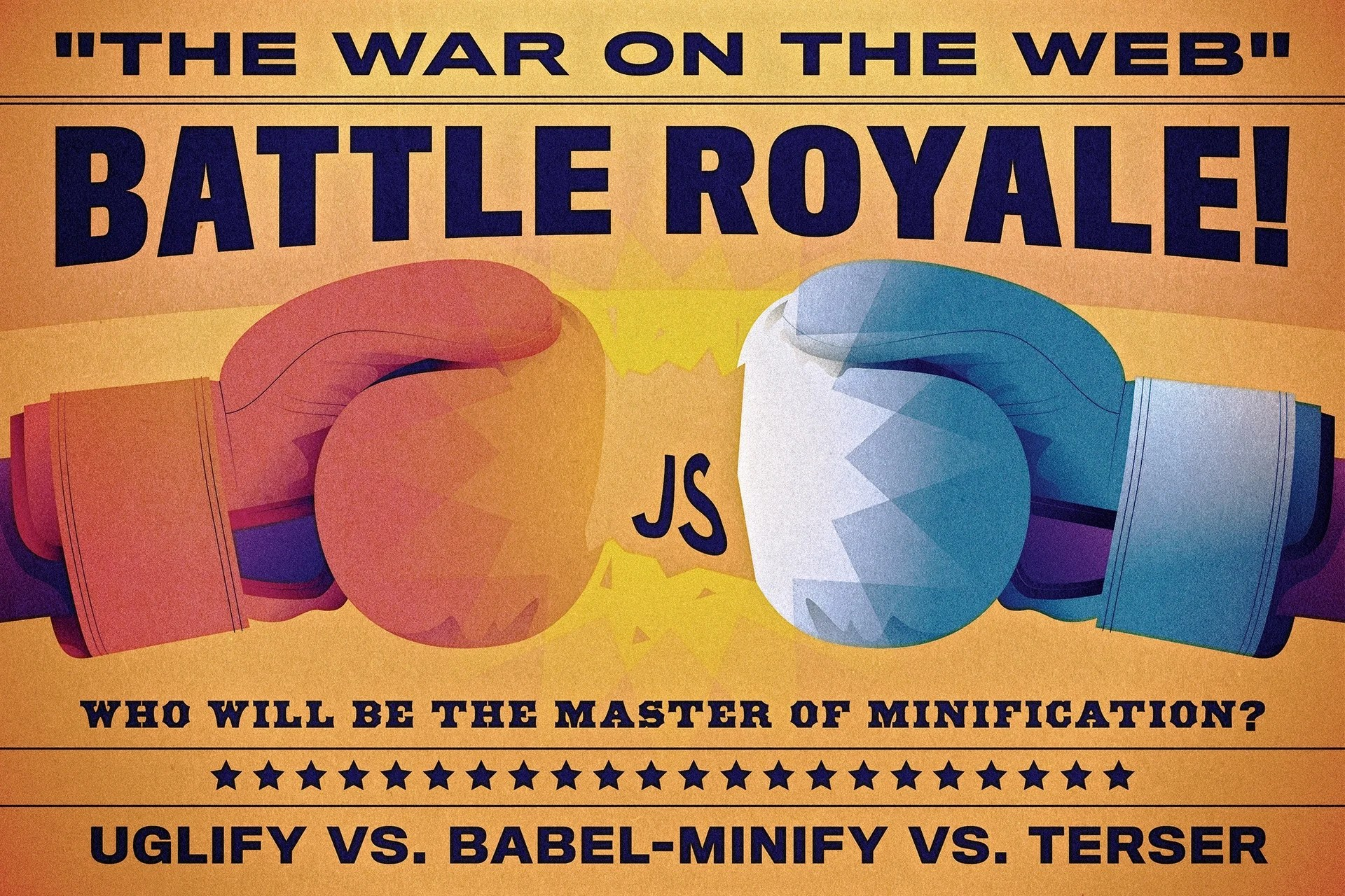 Uglify vs. Babel-minify vs. Terser