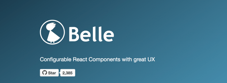 belle ui kit