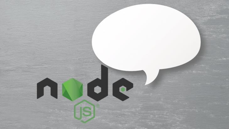 Writing a working chat server in Node - LogRocket Blog