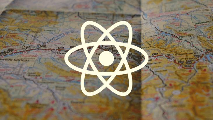 React map comparison