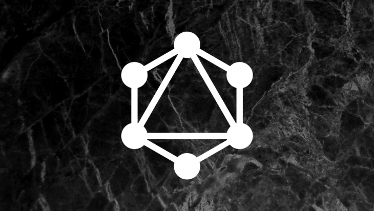 The GraphQL logo.
