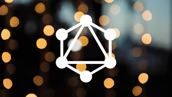 The GraphQL logo.