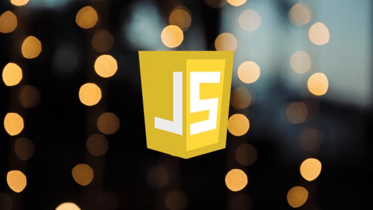 JavaScript logo.