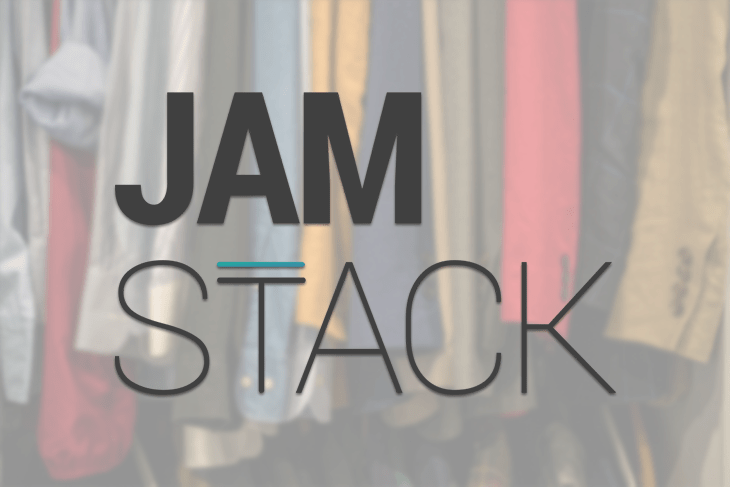 Building an Ecommerce Site with jamstack-ecommerce