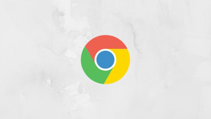 Chrome logo.