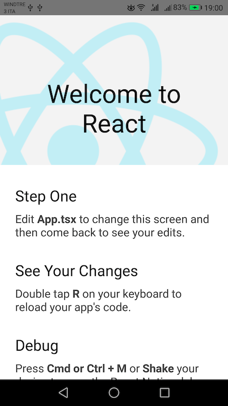 React Native Starter Template