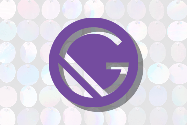 The Gatsby Logo