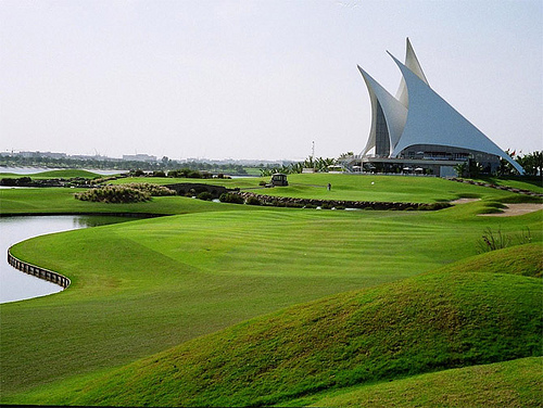 golf club dubai