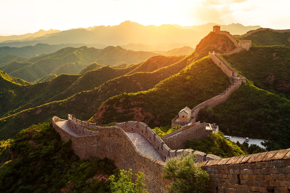Grande Muraglia, Cina, Asia