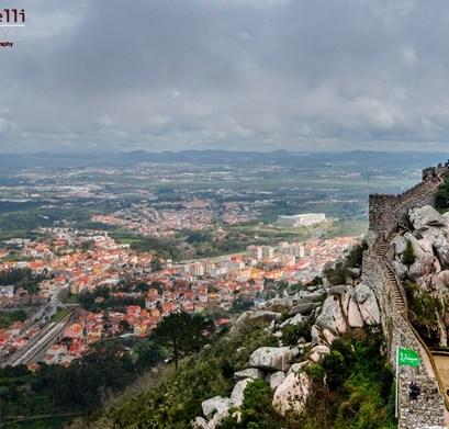 Castello Dos Mouros a Sintra