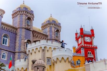Palacio De Pena a Sintra