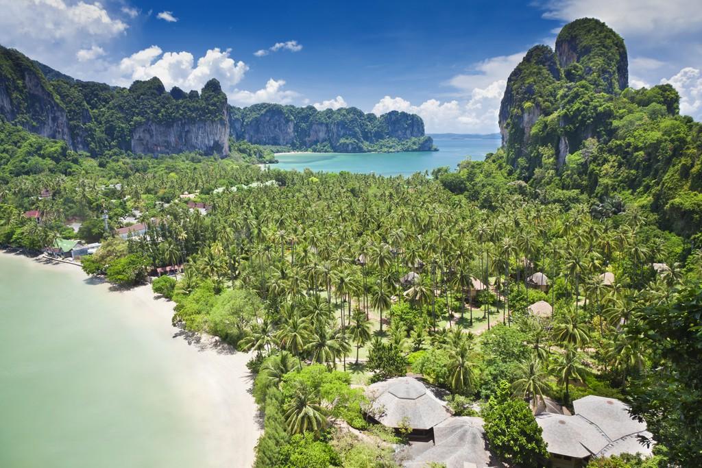 Krabi isole thailandia
