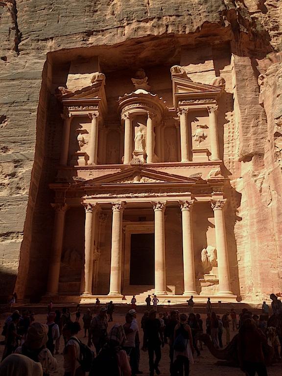 tempio del tesoro petra