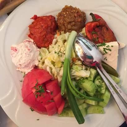 insalata shopska