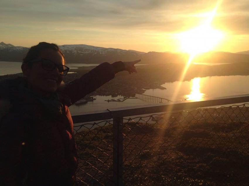 sole di mezzanotte norvegia