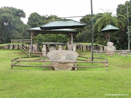 civiltà di san agustin - viaggio in colombia