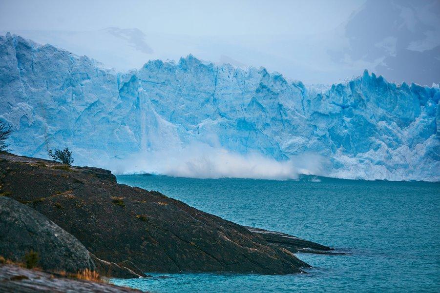 perito moreno patagonia argentina