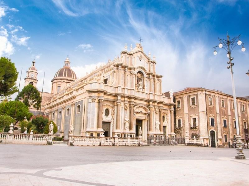 catania barocca sicilia