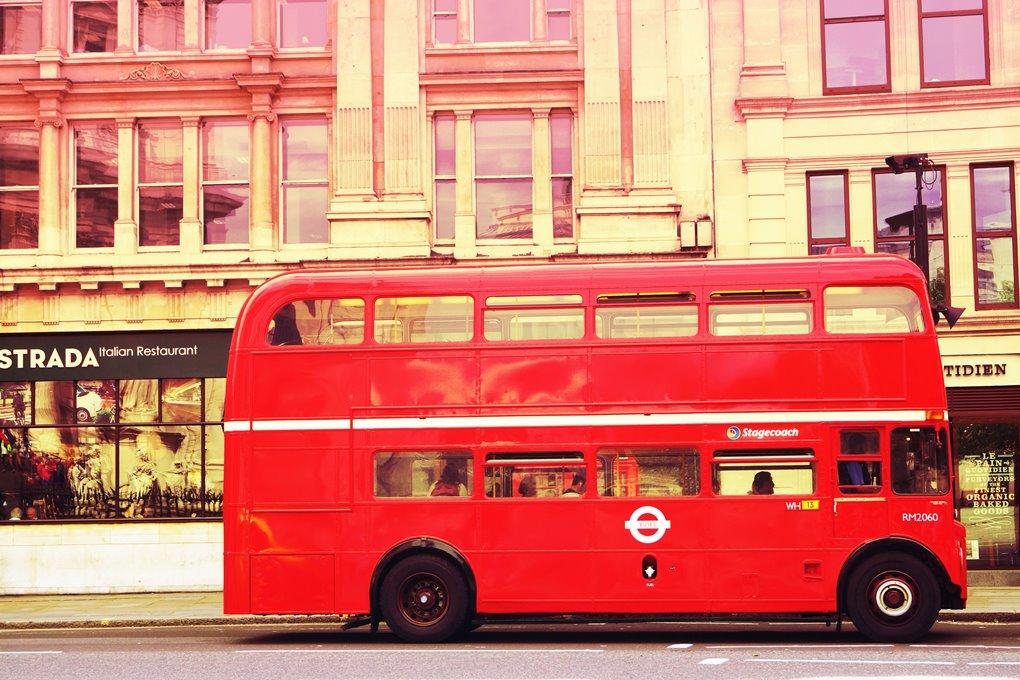 londra tour bus