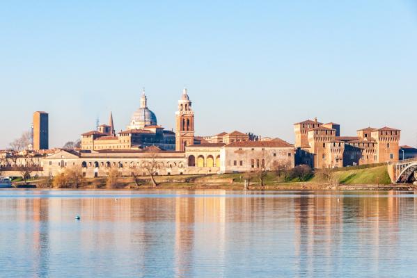Mantova e il Mincio