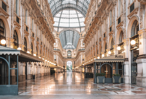 Galleria Vittorio Emanuele. Milano