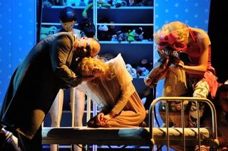 Sweeney Todd demoniczny golibroda z Fleet Street
