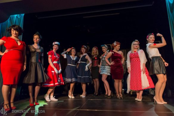 Pin Up & Burlesque Party #5