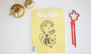 shop talk :: Frankie issue #56