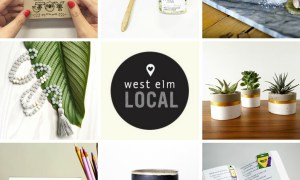 got craft? :: West Elm Pop-Up
