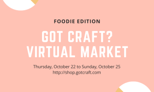 Foodie Pop-Up Virtual Market