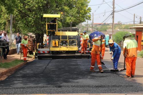 03.10.2019 Anúncio de Obras nos Conjuntos Novo Amparo e Santa Luiza