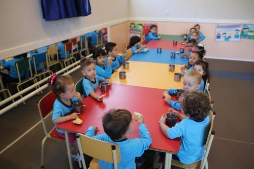 10.03.2020 Escola Samira Janene - Inauguração